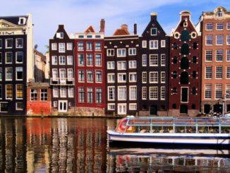 Из Москвы в Амстердам
