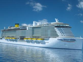 круиз на новом лайнере Costa Smeralda