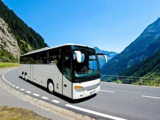 Распродажа автобусных билетов