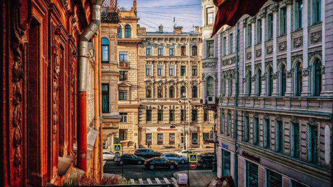 Из Москвы в Питер