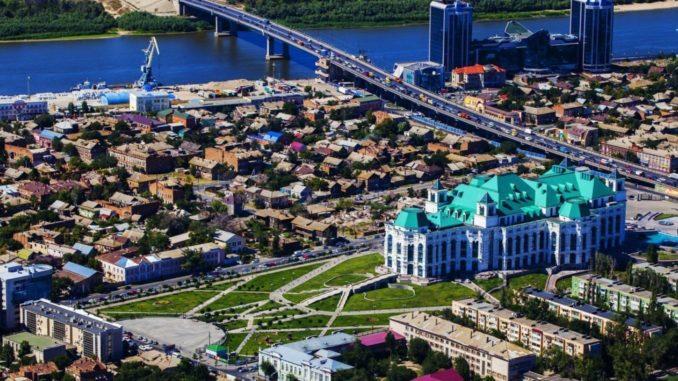 Из Москвы в Астрахань