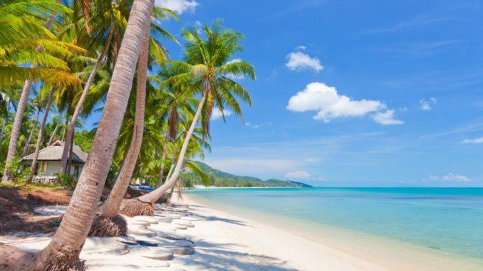 Тайланд пляж